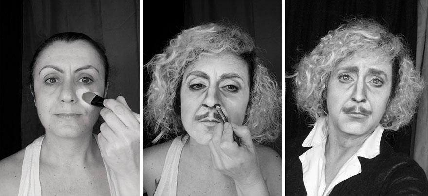 makeup transformation 6