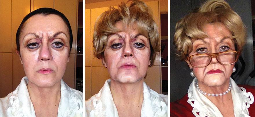 makeup transformation 7