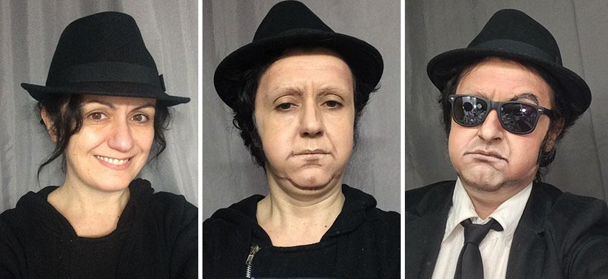 makeup transformation 8