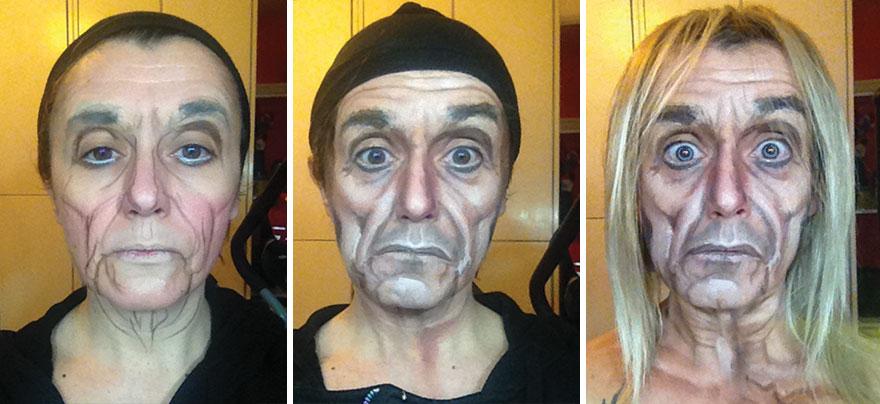 makeup transformation 9