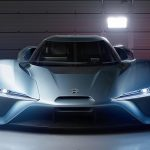 NIO EP9 is the fastest electric car in the world