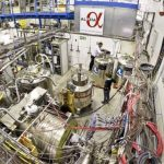 Physicists at CERN saw a piece of antimatter for the first time