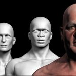 20 Unbelievable realistic computer generated 3D male models artworks