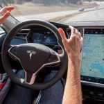 Tesla's self-driving autpilot actually works on the streets