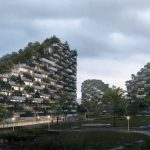 China builds the world's first forest city! The goal of the eco-city is to reduce pollution