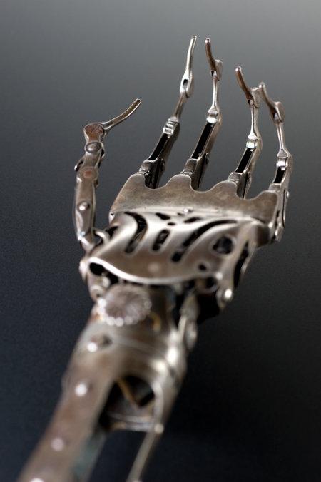 Victorian Prosthetic Hand 2