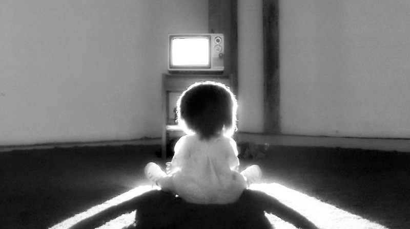 kid and TV