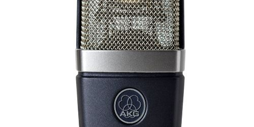 AKG C214 condenser microphpone