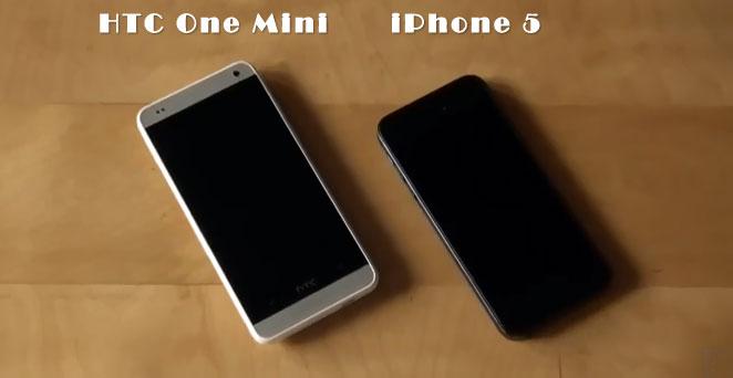 HTC-One-Mini-vs-iPhone-5