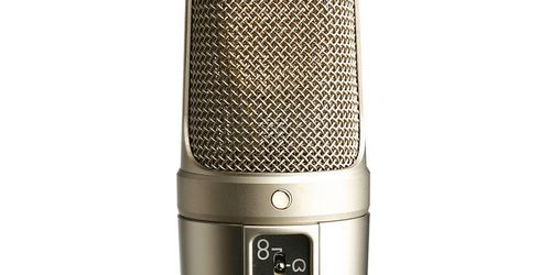 Rode NT2a condenser microphone