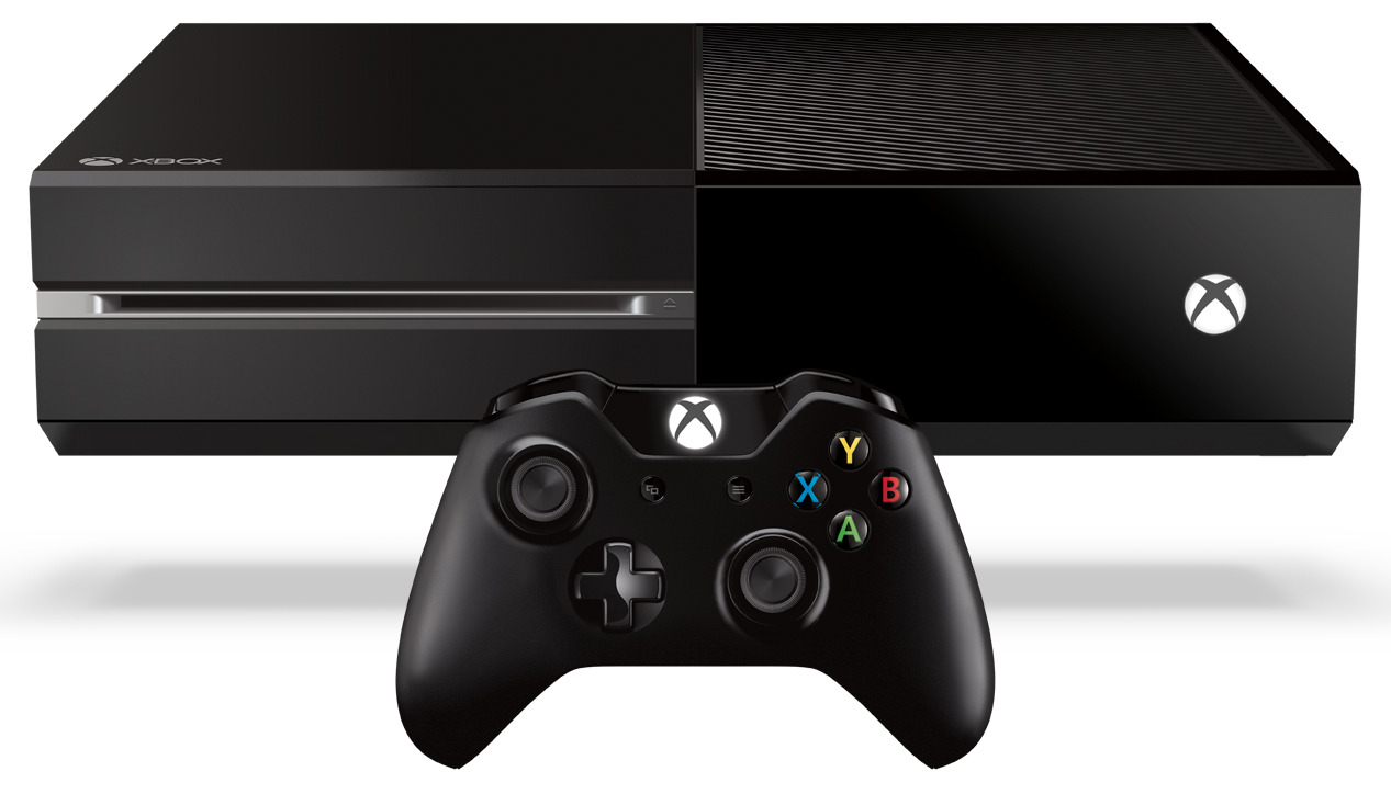 xbox-one console