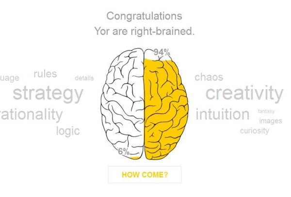 creativity test