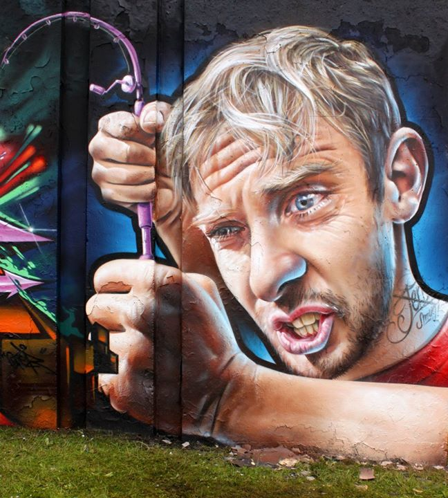 Realistic Street Artworks (10)