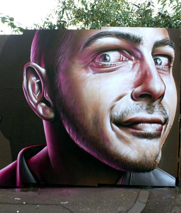 Realistic Street Artworks (12)