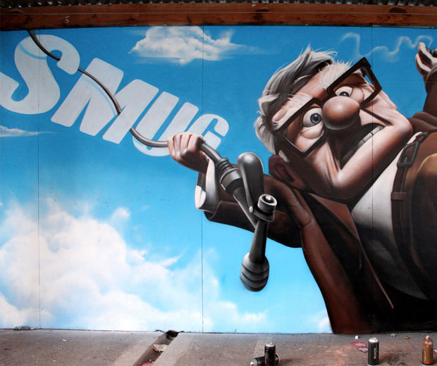 Realistic Street Artworks (14)