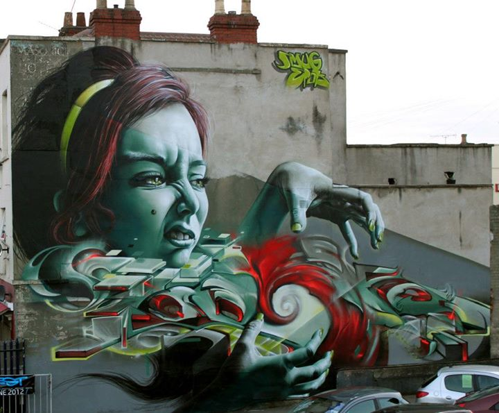Realistic Street Artworks (3)