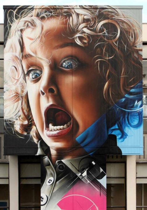 Realistic Street Artworks (4)