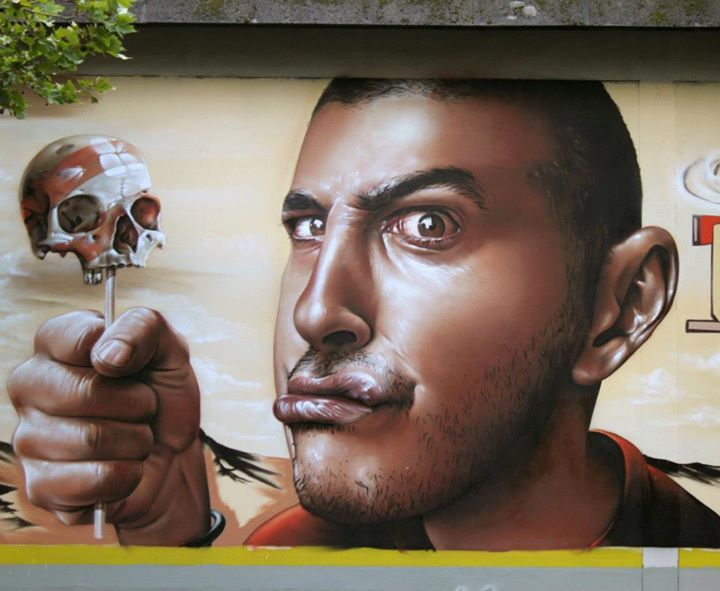 Realistic Street Artworks (5)