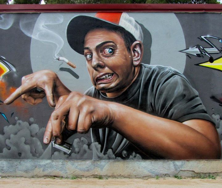 Realistic Street Artworks (9)
