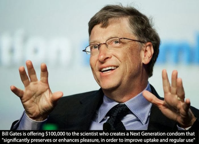 Best Bill Gates Facts (1)