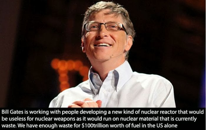 Best Bill Gates Facts (10)