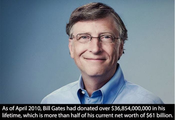 Best Bill Gates Facts (4)