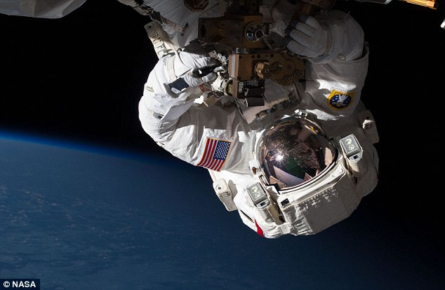 NASA - Real astronauts in space (3)