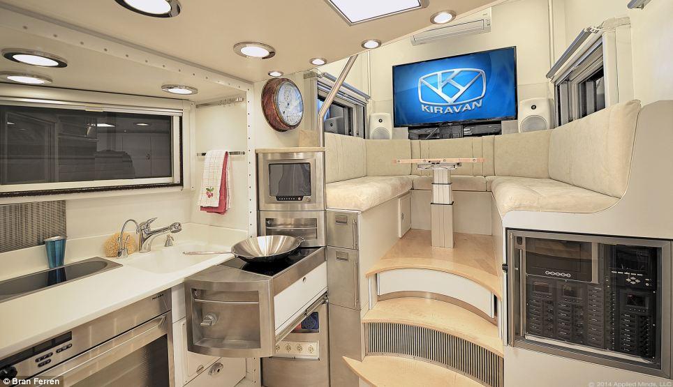 Kiravan the Ultimate Camper Van 5