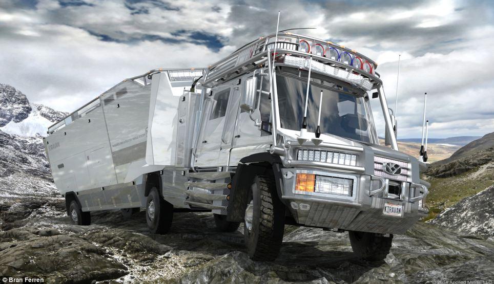 Kiravan the Ultimate Camper Van 8