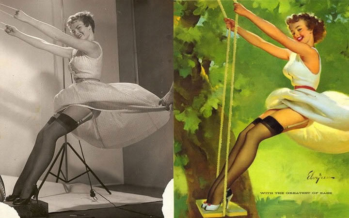 Pinup Arts vs Original (1)