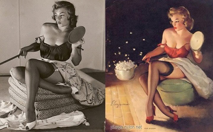 Pinup Arts vs Original (12)