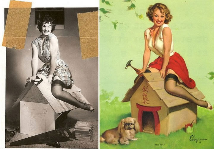Pinup Arts vs Original (2)