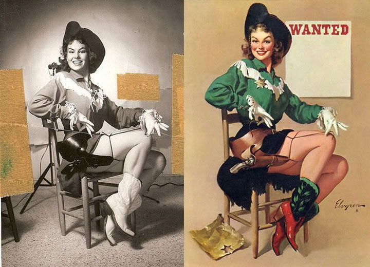 Pinup Arts vs Original (3)