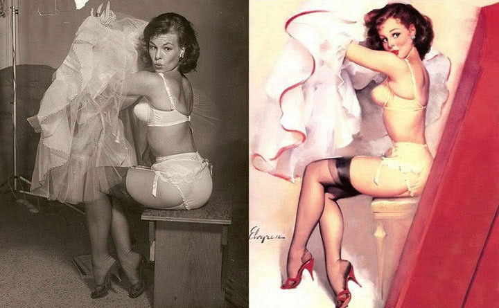 Pinup Arts vs Original (7)