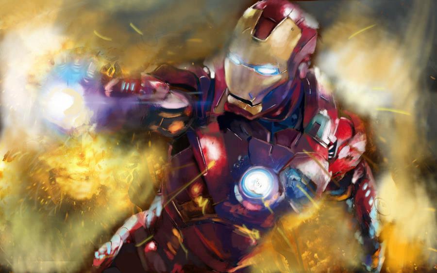 Iron Man Fan Art (10)