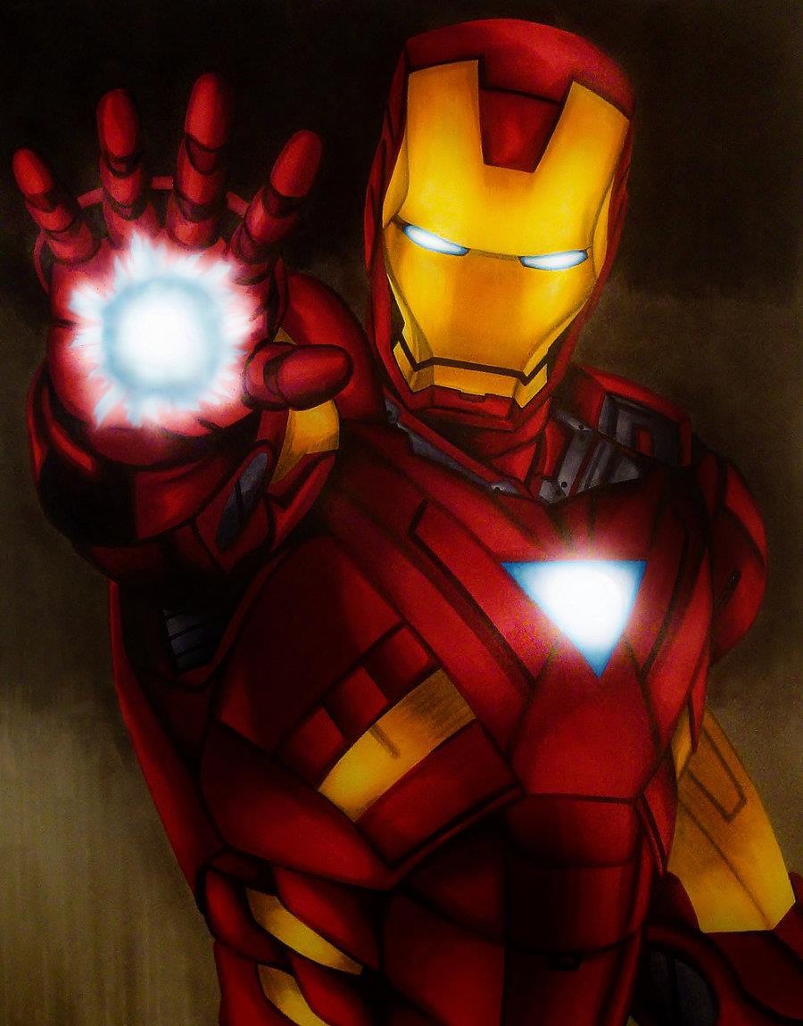 Iron Man Fan Art (12)