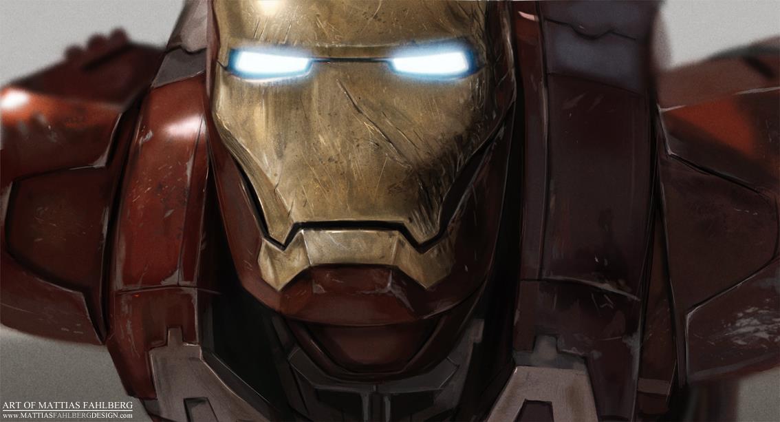 Iron Man Fan Art (13)
