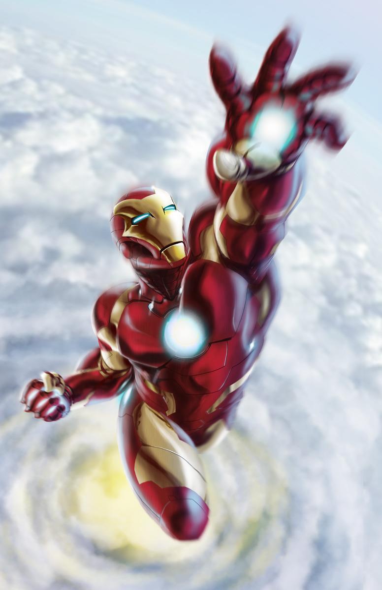 Iron Man Fan Art (16)