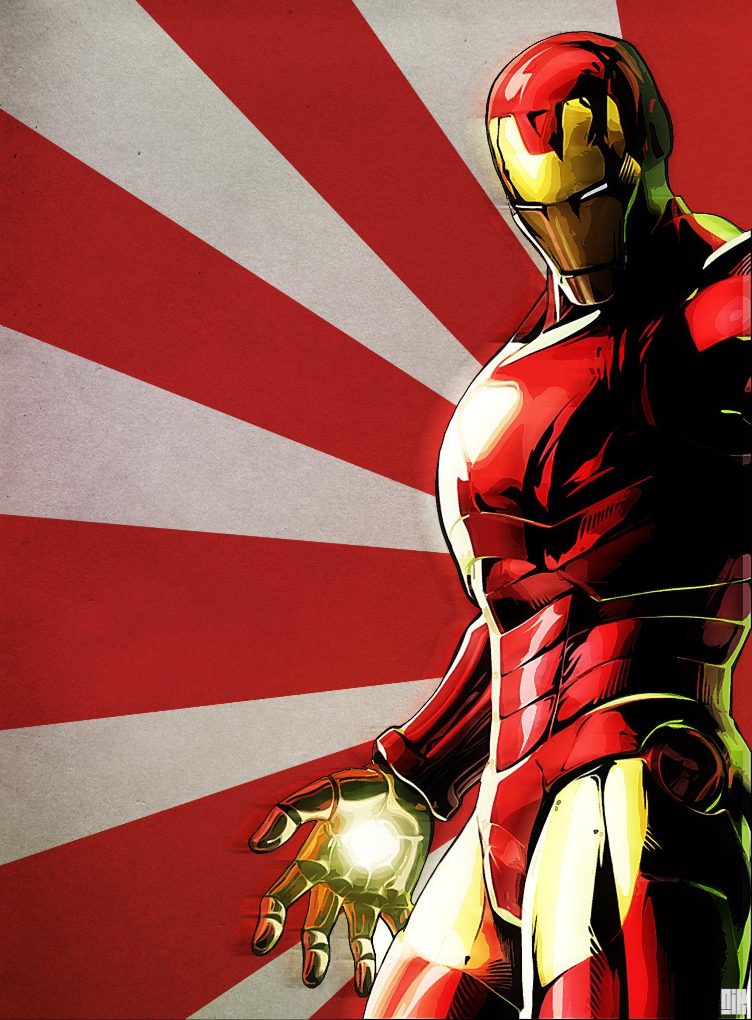 Iron Man Fan Art (17)