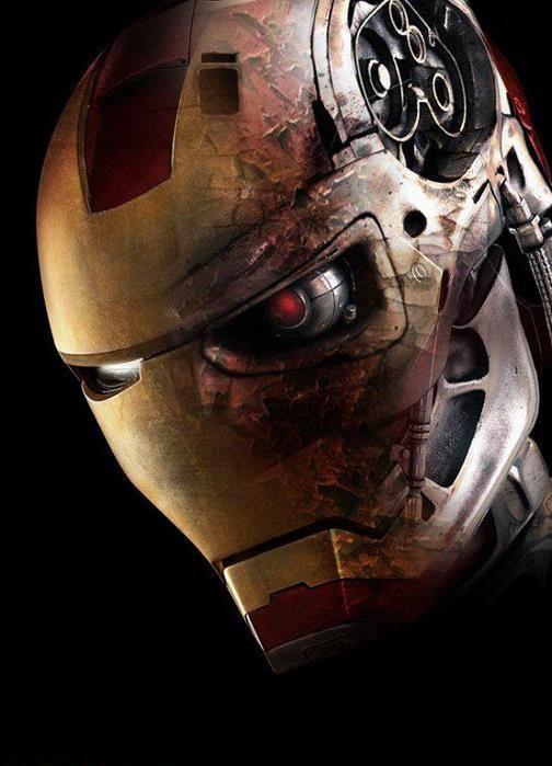 Iron Man Fan Art (2)