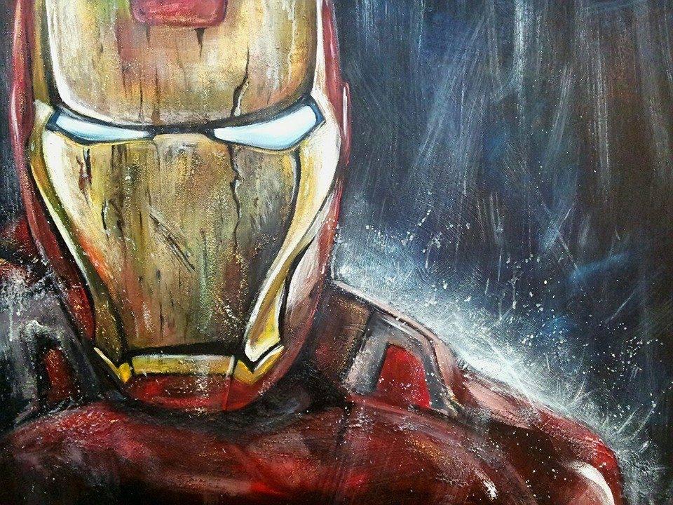 Iron Man Fan Art (25)