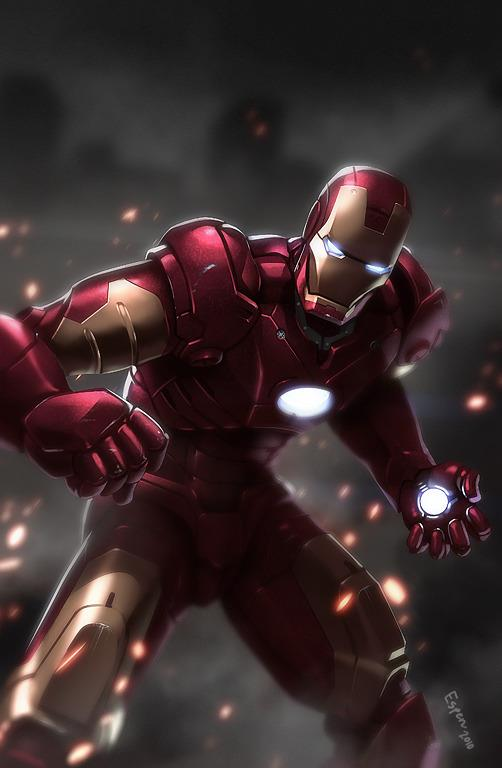 Iron Man Fan Art (4)