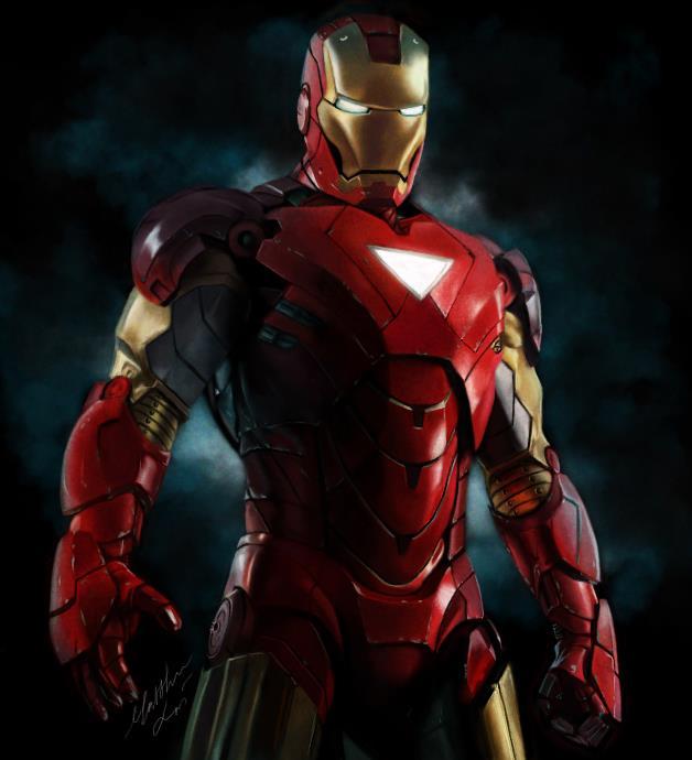 Iron Man Fan Art (5)