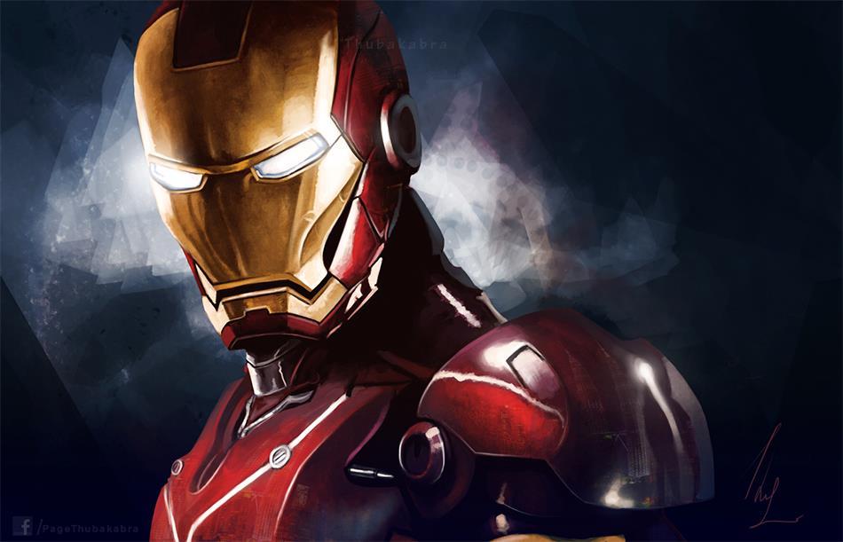 Iron Man Fan Art (8)