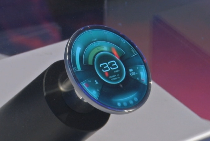New Display Technology