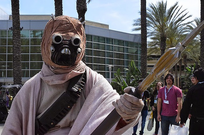 The Coolest Cosplay Costumes From WonderCon 2015  (11)