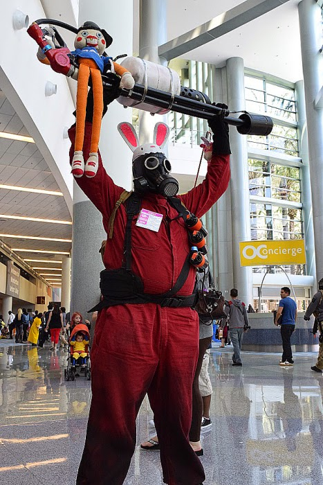 The Coolest Cosplay Costumes From WonderCon 2015  (14)