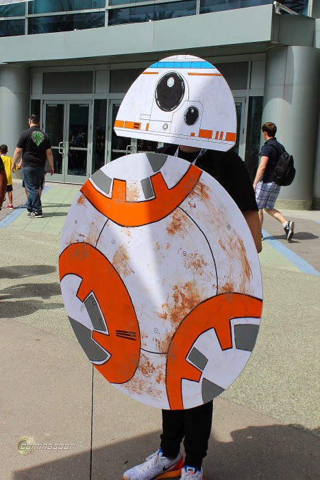 The Coolest Cosplay Costumes From WonderCon 2015  (21)