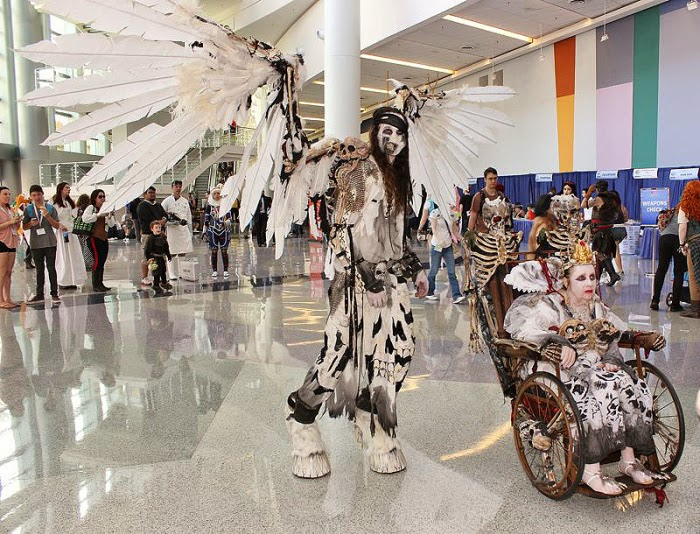 The Coolest Cosplay Costumes From WonderCon 2015  (22)