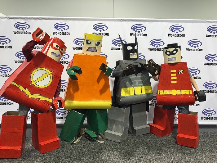 The Coolest Cosplay Costumes From WonderCon 2015  (25)